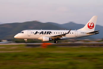 JA219J - J-Air Embraer ERJ-170 (170-100)