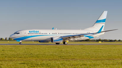 SP-ENZ - Enter Air Boeing 737-800