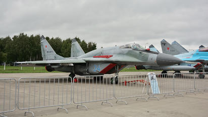 RF-92313 - Russia - Air Force Mikoyan-Gurevich MiG-29SMT