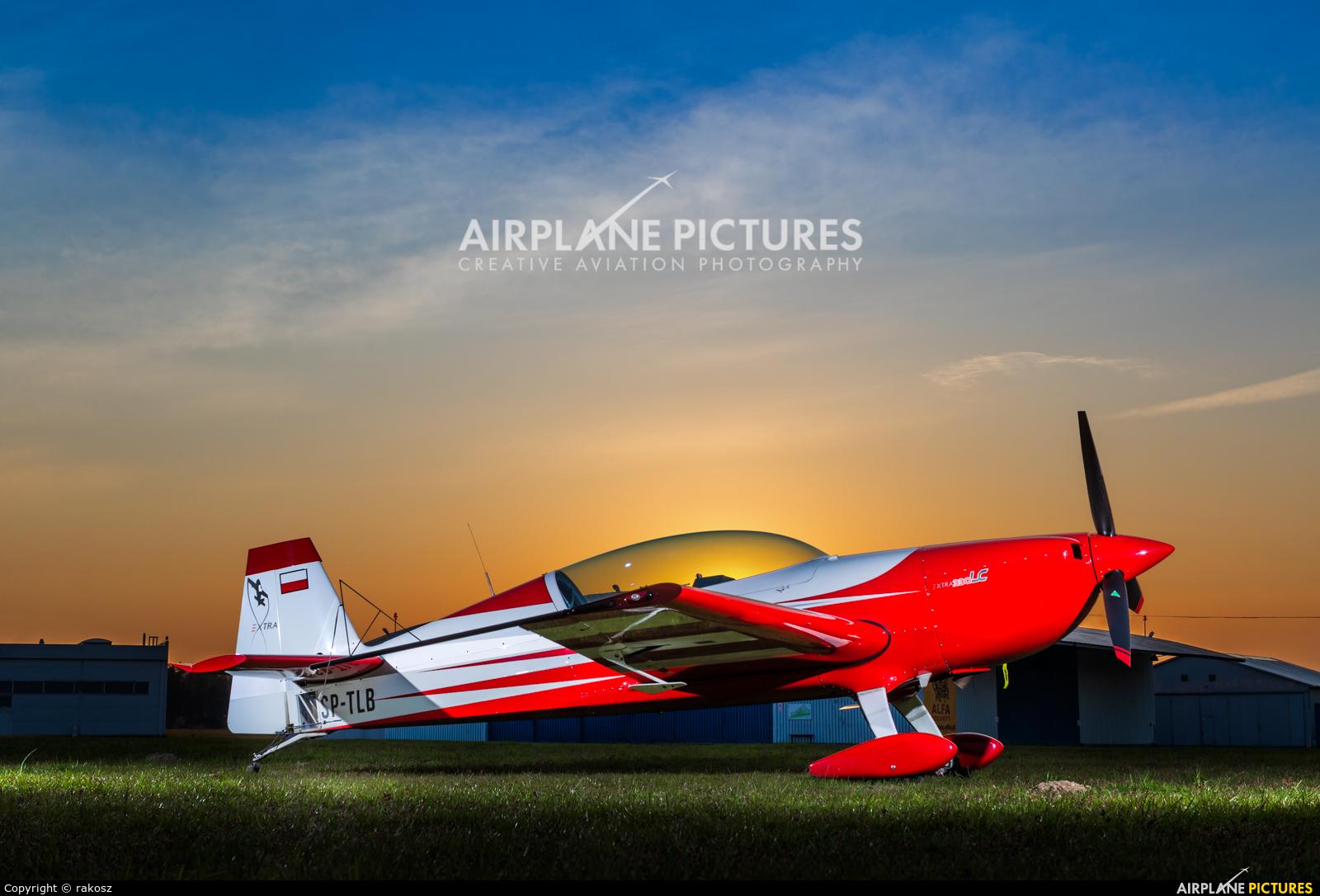 Firebirds Aerobatic Team SP-TLB aircraft at Czestochowa - Rudniki
