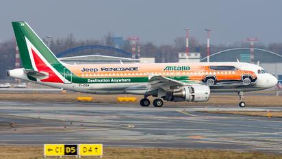 EI-DSW - Alitalia Airbus A320