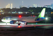 VN-A222 - Bamboo Airways Airbus A321 NEO aircraft