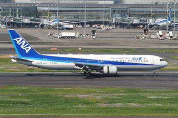 JA617A - ANA - All Nippon Airways Boeing 767-300ER