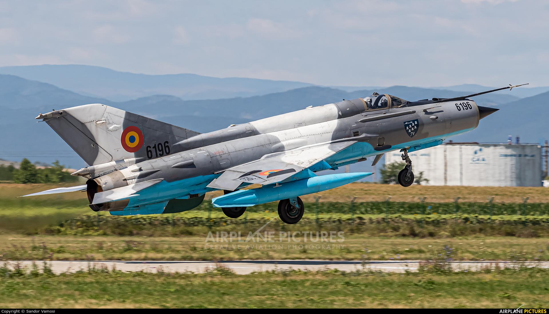 Romania - Air Force 6196 aircraft at Câmpia Turzii