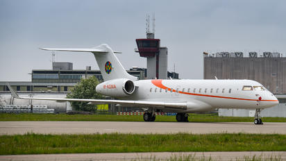 M-AGMA - Private Bombardier BD-700 Global Express