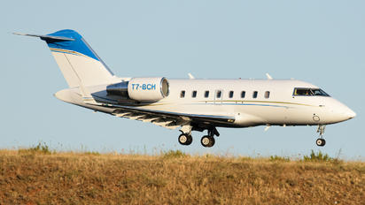 T7-BCH - Private Bombardier Challenger 605