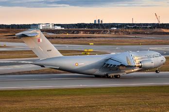 A7-MAM - Qatar Amiri - Air Force Boeing C-17A Globemaster III