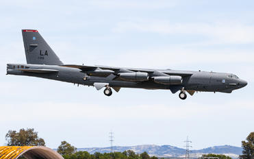 61-0015 - USA - Air Force Boeing B-52H Stratofortress