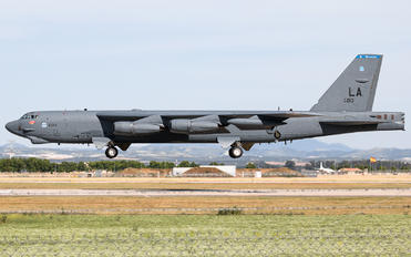 60-0013 - USA - Air Force Boeing B-52H Stratofortress