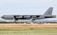60-0013 - USA - Air Force Boeing B-52H Stratofortress aircraft