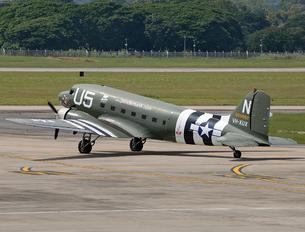 VH-XUX -  Douglas C-47A Skytrain