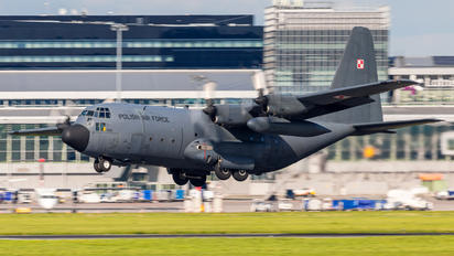 1502 - Poland - Air Force Lockheed HC-130H Hercules