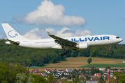 LZ-AWZ - GullivAir Airbus A330-200 aircraft