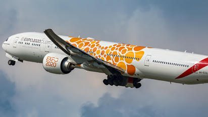 A6-ECU - Emirates Airlines Boeing 777-300ER