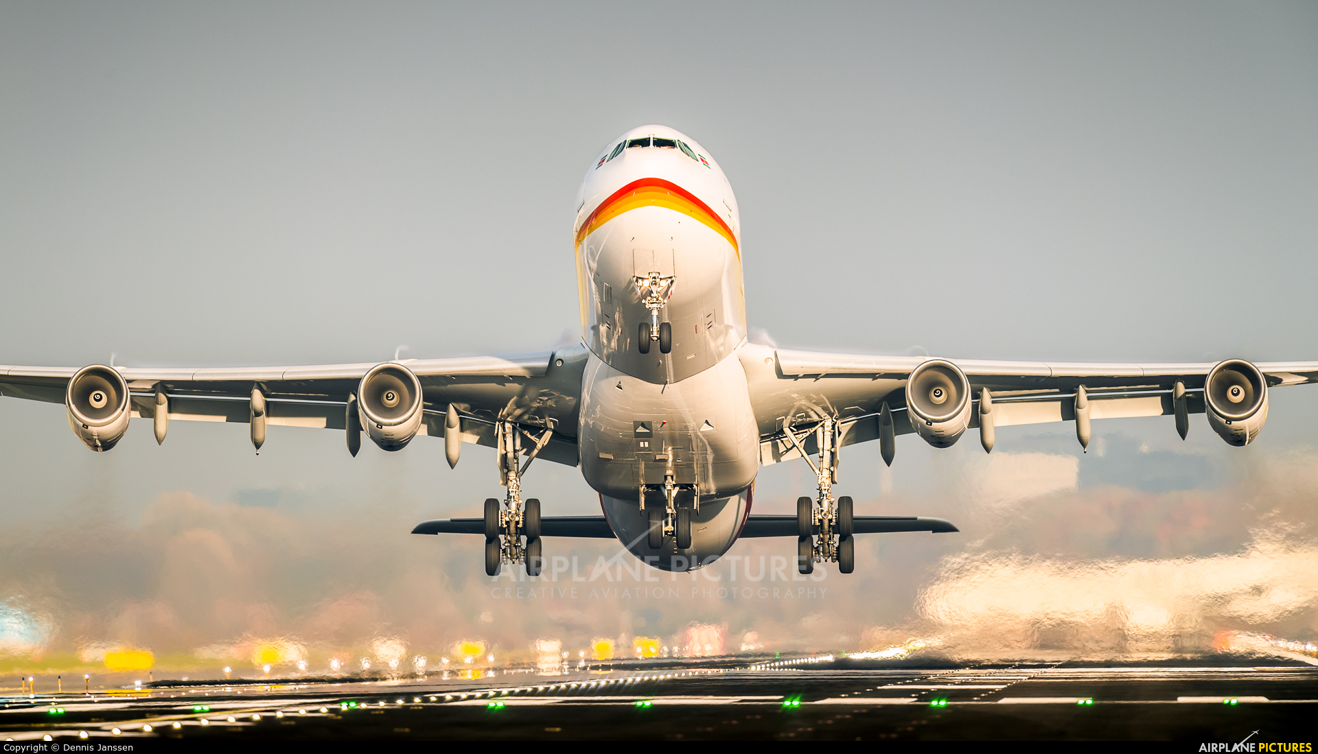 Surinam Airways PZ-TCR aircraft at Amsterdam - Schiphol