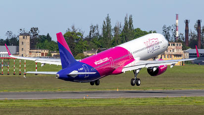 G-WUKP - Wizz Air UK Airbus A321 NEO
