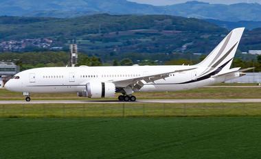 N507BJ - Korean Air Boeing 787-8 Dreamliner