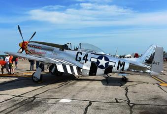 N51KB - Private North American P-51D Mustang