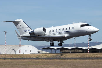 N650HN - Private Bombardier Challenger 650