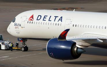 N502DN - Delta Air Lines Airbus A350-900