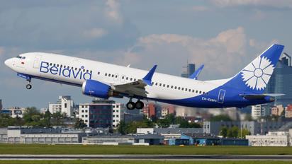 EW-528PA - Belavia Boeing 737-8 MAX
