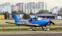 SP-ODA - Private Cirrus SR-22 -GTS aircraft