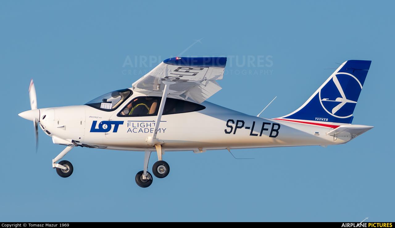 LOT Flight Academy SP-LFB aircraft at Katowice - Pyrzowice