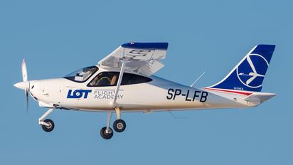 SP-LFB - LOT Flight Academy Tecnam P2008