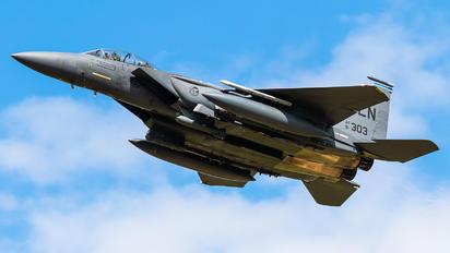 91-0303 - USA - Air Force McDonnell Douglas F-15E Strike Eagle