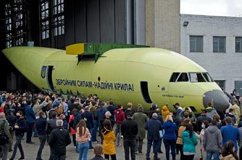 - - Untitled Antonov An-178