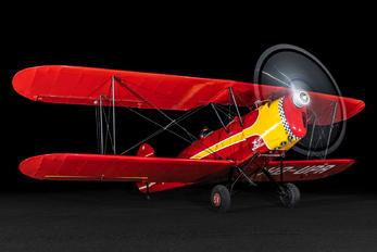 HB-UPR - Fluggruppe Albatros Stampe SV4