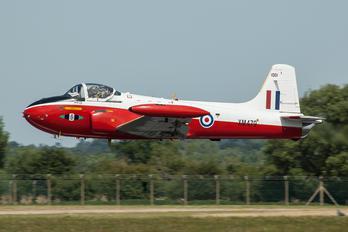 XM479 - Newcastle Jet Provost Group BAC Jet Provost T.3 / 3A