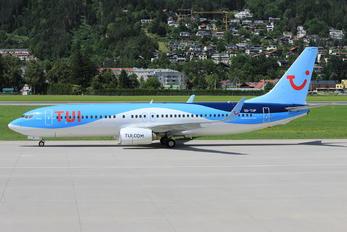 OO-TUP - TUI Airlines Belgium Boeing 737-800