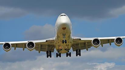 N624UP - UPS - United Parcel Service Boeing 747-8F