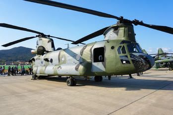 86-01654 - South Korea - Army Boeing CH-47D Chinook