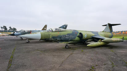 26+49 - Germany - Air Force Lockheed F-104G Starfighter