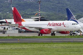 N603AV - Avianca Airbus A320