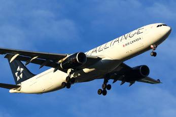 C-GEGI - Air Canada Airbus A330-300