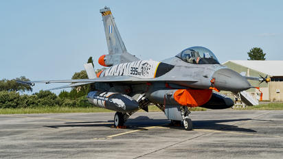 019 - Greece - Hellenic Air Force Lockheed Martin F-16C Fighting Falcon