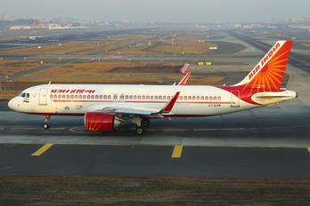 VT-EXM - Air India Airbus A320 NEO