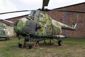 0538 - Czechoslovak - Air Force Mil Mi-4