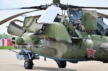 RF-95345 - Russia - Air Force Mil Mi-28