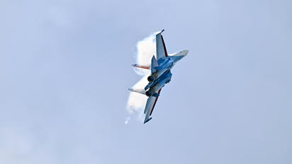 """53 - Russia - Air Force """"Russian Knights"""" Sukhoi Su-35S"""