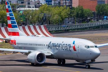 N306SP - American Airlines Boeing 737-8 MAX