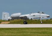 80-0194 - USA - Air Force Fairchild A-10 Thunderbolt II (all models) aircraft