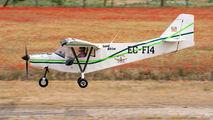 EC-FI4 - Private BRM Land Africa aircraft