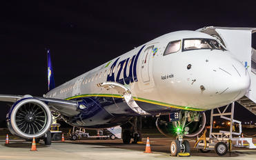 PS-AEB - Azul Linhas Aéreas Embraer ERJ-195-E2