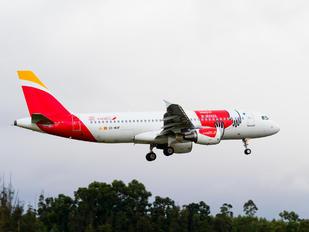 EC-MUF - Iberia Express Airbus A320