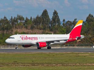 EC-MBU - Iberia Express Airbus A320