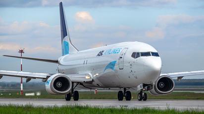 OE-IBL - ASL Airlines Boeing 737-400SF